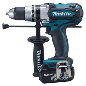 Picture of CORDLESS HAMMER DRIVER DRILL