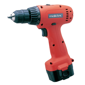 Picture of MT062SK CORDLESS DRIVER DRILL 9.6V