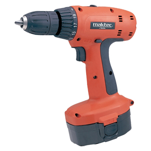 Picture of MT065SK CORDLESS DRIVER DRILL 18V