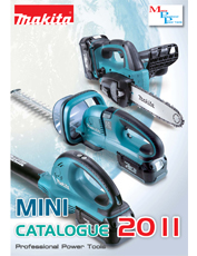 Makita & Maktec mini Catalog  2011