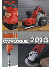 Maktec mini Catalog 2013