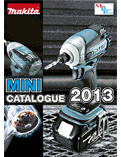 Makita mini Catalog 2013