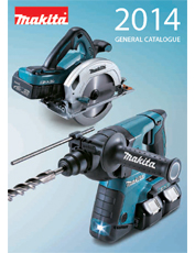Makita General Catalog 2014