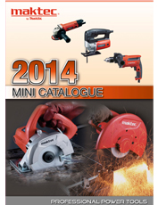 Maktec mini Catalog 2014